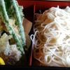 庄司屋 - 料理写真:さらしな天ざる