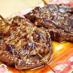 クラスノ - くわ焼き(牛肉たれ焼き)