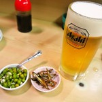 クラスノ - 生ビール