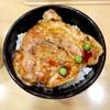 豚丼のぶたはげ - 料理写真:小豚丼 二枚