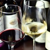 ワインをはじめ、豊富なドリンクを取り揃えております