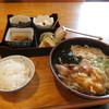 せのもと茶屋 - 料理写真:うどん定食\1100 (税込)