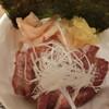 らーめん くじら軒 - 料理写真:ミニくじら飯(200円)