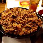 すき家 - キング牛丼