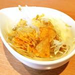 AYUMUNYA - 玉葱さらだ (^_^;)