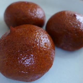 大和屋菓子舗 - 料理写真:ほんのび饅頭(ひとつ90円)