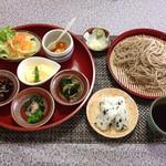 井戸端茶屋 - 蕎麦定食