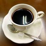 センリ軒 - ドリンク写真:ホットコーヒー