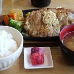 ファームレストラン野島さんち -
