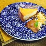 天結 - 豆腐のチーズケーキ