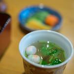 魚登久 - 肝吸(きもすひ)