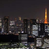 地上47F、東京湾を一望出来る221mの絶景を。