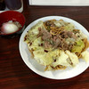 うしお - 料理写真:ローメン並+温泉卵