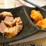 海鮮バル うおのすけ - 料理写真:ラムハム