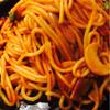 ハピネス - 料理写真:ナポリタン