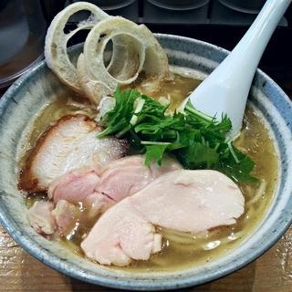 らーめん専門 和海 - 料理写真:【塩】¥800
