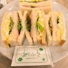 マヅラ喫茶店 - 料理写真:ミックスサンド
