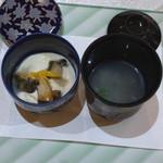 トゥ・ラ・ジョア - 貝の一皿