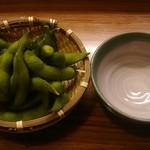 蔵とも - 枝豆350円