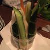 バガボンド - 料理写真:野菜スティック@500円