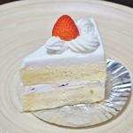 アルプス洋菓子店 - '16.08 ショートケーキ