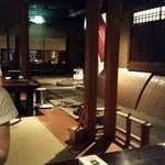 蟹工船 - 店内