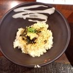麺や 庄の - フォアグラ丼