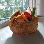 ブレドール - 鎌倉野菜のゴロゴロカレーパン