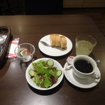 30's - 洋朝食850円