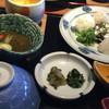 庭園茶寮 みな美 - 料理写真:鯛めし禄コース