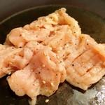 焼肉トラジ - 上ミノ塩