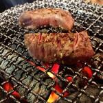 焼肉トラジ - 厚切り牛タン