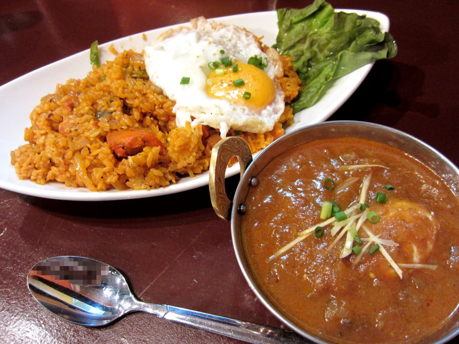 インドネパール本格料理 プルニマ