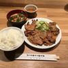 まつざか - 料理写真:肉大盛り定食の更に大盛り 1,280円 税込