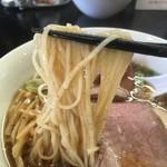 牛骨らぁ麺マタドール - 中細ストレート麺