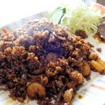 道草 - 料理写真:えびめし焼肉セット