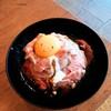 ローストビーフ星 - 料理写真:並盛 890円+税