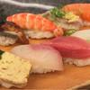 Jizakananigiritottsunzushi - 料理写真:生ビールセット