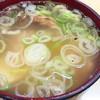 魚三酒場 - 料理写真:おつゆ @100