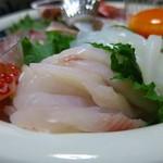 河本魚店 -