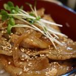 居酒屋 道 - 豚丼