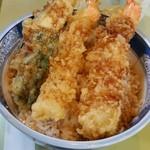 天ぷら倶楽部 - 海老天丼