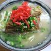 ぐすく(城) - 料理写真:ソーキそば