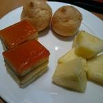 レストラン 彩巴 - デザート達①