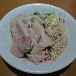 レストラン 彩巴 - 熟成豚のしゃぶしゃぶ