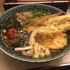 南海そば - 料理写真:具が多すぎるそば(500円)