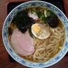 ふる田 - 料理写真:中華そば650円