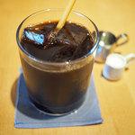 cafe creek - アイスコーヒー