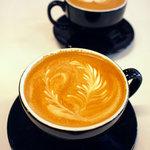 レックコーヒー - カフェラテ