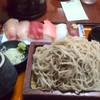 Yabukyuu - 料理写真:安定の寿司そばセット
